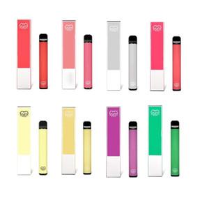 Puff bar plus jetable Vape E Cigarette Puffbar 3.2ml Pré-rempli 550MAH Electronic 800 Puffbars à vendre