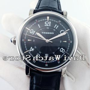 20212019 nuovo modo 43 millimetri orologio Debert Cassa in acciaio inossidabile 5 tipi Mens automatico da polso