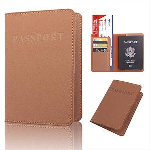 OL Passport Cover Soft Pu leather New Holland Women Covers For Passport Holder Nederlanden Dutch Nederland
