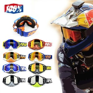 202112 TIPOS 100 STUD BIKE GOGGLES MOTOCROSS CIRCOS GAFAS Gafas Gafas de sol Casco de motocicletas Shades Mascarilla de esquí Model GOOGLES DE SEGURIDAD