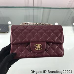 Marca di alta qualità del cuoio delle pecore versione di lusso del progettista borsa delle donne della Crossbody Handtasche borse a spalla Borsa Sac Banane