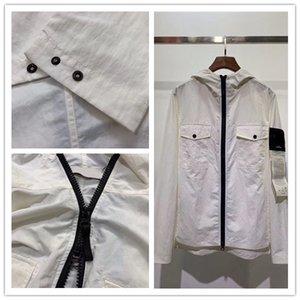 CP topstoney PIRATA EMPRESA konng gonng capa del resorte camisa y la marca de moda casual otoño de los hombres de pana funcionales