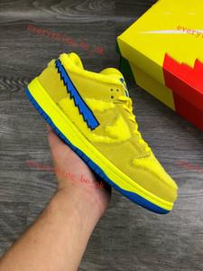2021 Düşük Dunk Koşu Ayakkabıları Kaykay Sneakers Erkek Kadın Ben ve Jerry Jerrys Güzel Günlük Minnettar Ölü X Chaussures
