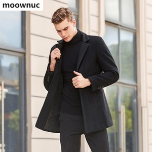 2021 Wintermantel Neue Wollmäntel Stil Klassische Mode Business Fine Herren Brutto Single Breasted Trenc Drzc