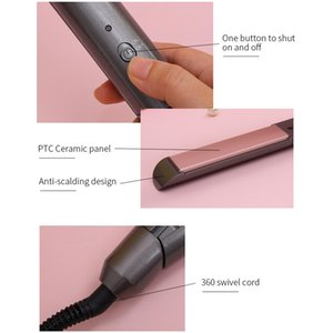 Professional Curling Iron Ceramic Hair Styler Women Hair Waver Home Salon Styling Tool 110-220V Electric Wet and Dry Hair Curler