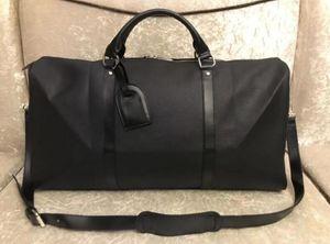 Duffle Bag Багажная сумка Duffel Путешествующая сумка Высокая емкость Большая емкость Багаж Водонепроницаемая Сумочка Повседневная Путешествия С Блокировка ключей VL5478