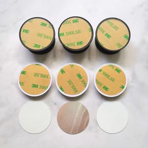 Sublimation Blank Handyhalter Ständer Kunststoff mit Metalleinlage Wärme trasnfer Druck Sublimation Griffbügel