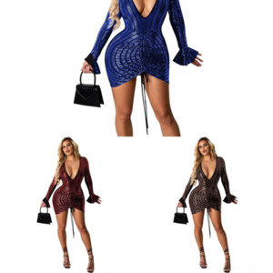 LOgd TwoSets Strapless Sleeveless Summer Women sexy for Women two pie dress Sexy Suits TwoDress Khaki Bandage