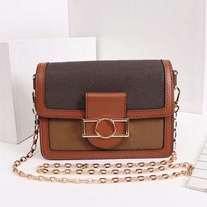 Classic Bag Bag Luxurys Fashion Messenger Shoulder High Women's Handbag Wallet Designers Quality Leisure Bags Cvkap