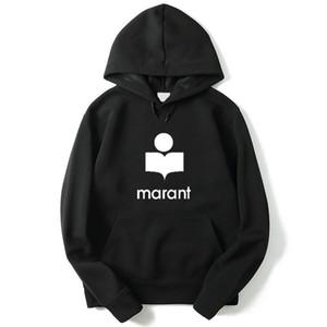 Hip Hop Mode Marque marant Sweat-shirts hommes et les femmes en molleton à manches longues Manteau Harajuku à capuche à capuchon Sudadera Hombre X1022