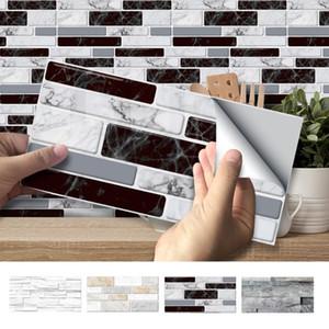 3D Brick Wall Stickers Wallpaper Decor Foam Waterproof Wall Covering Wallpaper For Kids Living Room DIY Background new