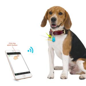 Pet Смарт GPS Tracker Мини Anti-Потерянный кошелек Водонепроницаемый Bluetooth Locator Tracer для собак Pet Cat Детский автомобиль Основные аксессуары Воротник