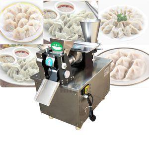 Satılık 2020 Farklı Şekiller 4800pc / saat Kapasiteli Samosa Dumpling Makinesi