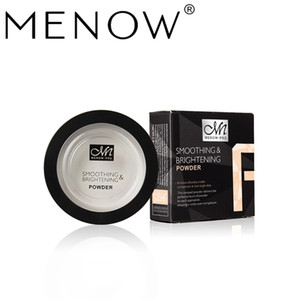 MENOW Makeup Pressed Powder Face Brightening Concealer Smoothing Powder Highlighter Contouring Cosmetics Primer Bronzer F16008