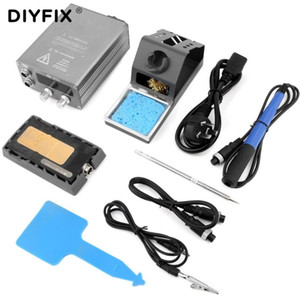 Digital Soldering Station Motherboard Separator Heating Platform For X XS XS MAX CPU IC Chips Disassembly Glue Remover