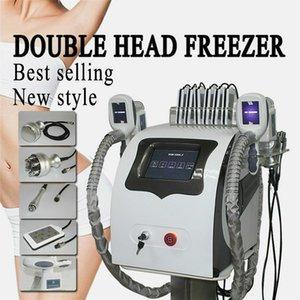 New model Cryolipolysis fat freezing machine lipolaser personal use Cryotherapy lipo laser ultrasonic cavitation RF slimming machine