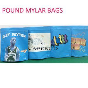 Oz Cookies 1 Pound Obama Runtz Money BAGG SHARKLATO SHARKLATO GIOCATORE UP UP GIUNGLE BOYS LB Insane Ether personalizzato Mylar Ziplock Bag Packaging