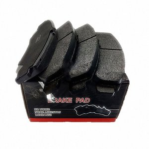 Car Brake Pads front D1156 for KIA RIO auto part i3r2#