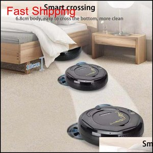 Intelligent Charging Sweeping Robot Dry Fingerprints Wet Mop Home Floor Vacuum Cleaner Household qyltyj dh_seller2010