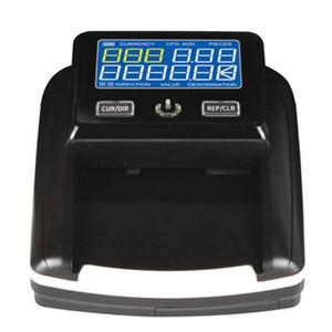 شاشة LCD مصغرة كاشف الأوراق النقدية الدولى الدولار الأوراق النقدية الأوروبية مكافحة العملات الأجنبية كازينو الذكي