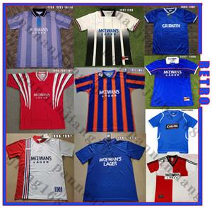 Glasgow Rangers Retro 1987 1990 1992 1994 1995 1996 Специальное издание Джетки 92 94 синие винтажные наборы Gascoigne классические футболки