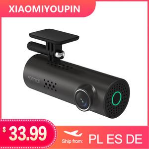 Hot Xiaomi 70mai Dash Cam 1S auto DVR Wifi English Voice Control dash cam 1080P HD Night Vision Camera Car Video Recorder G-sensor