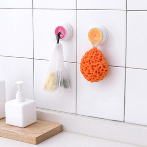 Bathroom Towels Hanging Holder Hooks Organizer Kitchen Scouring Pad Hand Towel Racks Wash Cloth Clip Dish Towels Storage Rack VTKY2324