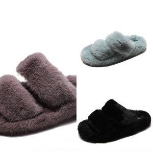 NGUR 2021 Fashion Luxury Classic Slideshow Slideshow Casual Scarpe reali Scarpe reali Sandali in pelle Piatto Superstar Donne Pantofole per sabbia Flip-flops Wome inviato