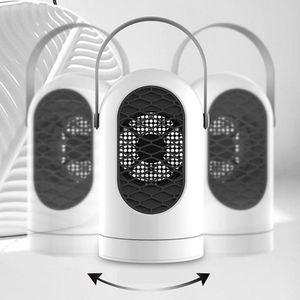 Aquecedor Household Aquecimento Eléctrico Escritório pé quente aquecedores de mão Dormitório aquecedor pequeno ventilador Aquecimento portátil 220V 800W