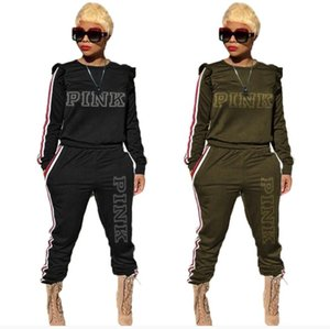 A26 Designer Womens Sportswear Tracksuit Long Sleeve Jacket Pants Tow Pieces Set Hoodie Legging 2 Piece Set Outfits Bodycon Sports Set