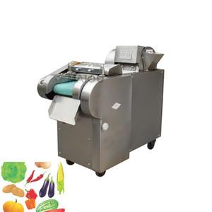 220v multifunzionale industriale vegetale tagliatrice / Cutter Vegetable / affettatrice / cubettatura macchina patata taglierina multifunzionale dadi vegetali