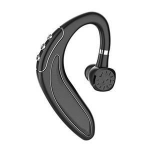 HMB18 5.0 Ear hook Bluetooth Wireless Earphone Handsfree Big Battery Business Headset Drive Call Sports Earphones for Samsung Xiaomi DHL
