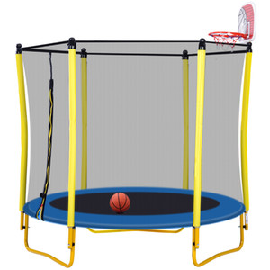 5.5FT Trampoline for Kids - 65