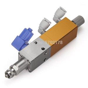 BY-22 Back sucking type dispensing tool glue nozzle fitting pneumatic dispensing valve1