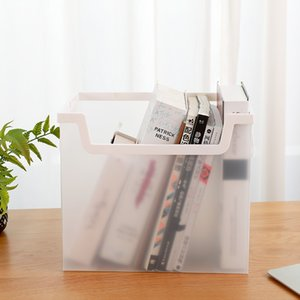 Desktop Storage Box Durable Plastic Simple Housekeeping Multifunctional Desk & Drawer Organizer Tidy Desk