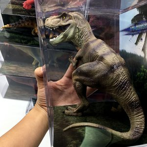 Jurassic Wild Toy Learning Dinosaur Educational Life Tyrannosaurus Rex World Park Model Action Figures Children's Toys Gift
