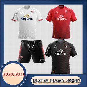 2021 Ulster Rugby Ev ve Uzakta ve Eğitim Şort Jersey Boyutu: S-3XL5XL (Özel İsim ve Numarayı Yazdır) Kalite mükemmeldir. Ücretsiz teslimat