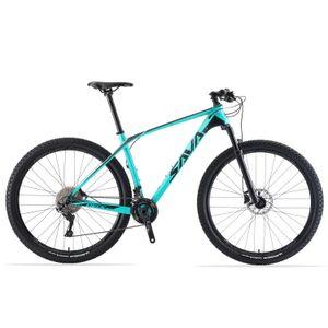 Sava Mountain Bike Road Bike Decca 6.0 мужчин и женщины - 30 скоростей Shimano Seedo Fork Mountain Bike Decca Cross Country Car