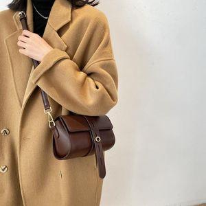 Neue Mode Vielseitige Ins Messenger Bag Koreanische Single Shoulder Underarm Small Square Bag Net Red Small Damen 2021
