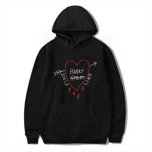 Unisex Harry Styles Hoodies Women Harajuku Sweatshirt Men Oversized Pullover Polerone Pink Tops Streetwear Clothing Bluza Damska