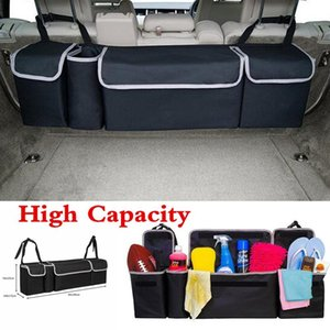 Storage bag for rear seat   124; adjustable storage network for rear seat, large capacity network, multifunctional back, interior accessorie