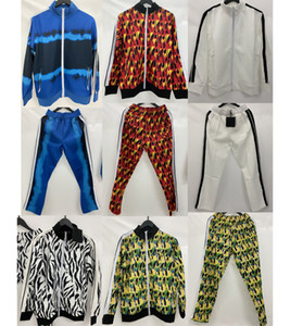 designers de vêtements homme 2020 hommes Survêtement hommes veste à capuche à capuchon ou un pantalon vêtements pour hommes PA Sport Hoodies Euro Taille S survêtement-XL