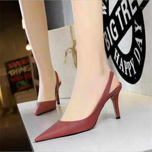 Bigtree Chaussures pointues Toe High Talons Femmes Bureau Chaussures Extreme High High Heels Sexy Robe Sexy Stiletto Stiletto1