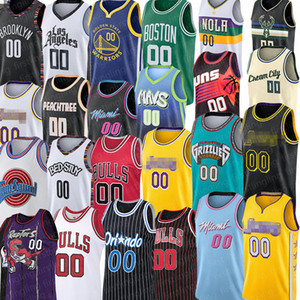 Custom Basketball Jersey Alex JR Smith Caruso Danny Dwight Howard Grün Los Angeles