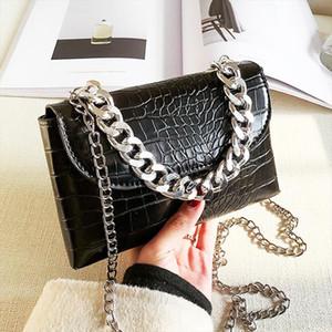 Female Waist Pack Women Handbags Small Shoulder Bags For Women 2020 Vintage Tredny Crossbody Bag Leather bolsa Feminina