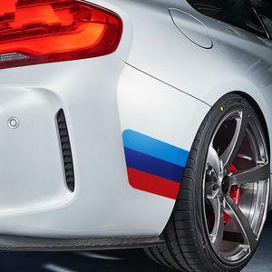 Auto Sticker Wheel Eyebrow Car Stickers and Decals for Mercedes W204 W203 W212 W211 BMW E90 E46 E60 E70 E71 F15 F16 F30 F10