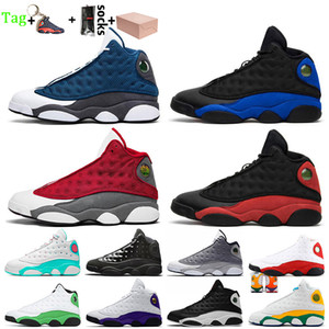 stock x Nike air jordan 13 13s jordan retro 13 Commercio all'ingrosso con la scatola Jumpman Basketball Shoes Hyper Reale Chicago Womens Mens Sneakers