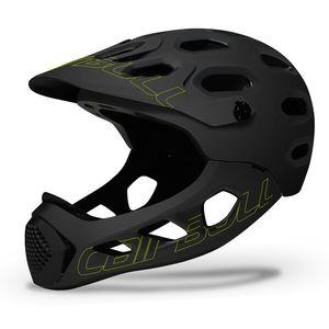 Cairbull Allcross Mountain Cross Bike Full Helm Extreme Sport Safety Helm DGAD005