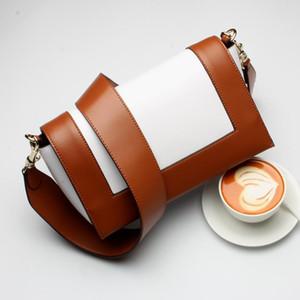 أزياء حقيقية رمادي الجلود حقيبة رسول صغيرة VL الوردي والكتف حقائب حقائب النساء حقيبة بألواح crossbody الفاخرة pkaeo