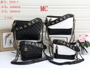 NEW styles Handbag MC Famous Name Fashion Leather Handbags CH Women Tote Shoulder Bags Lady Leather Handbags M Bags purse mc5510